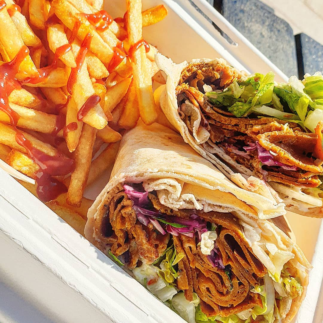 vegan doner kebab manchester